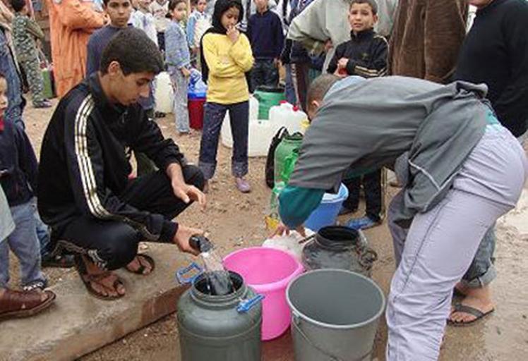 """بلاغ عاجل :تطوان بدون """"الماء الشروب"""" ابتداء من 3 أكتوبر  المقبل"""