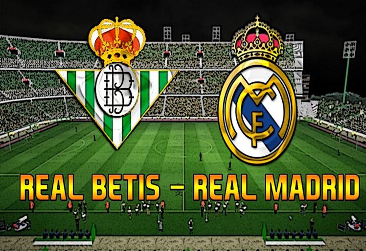 شاهد مباراة ريال مدريد وريال بيتيس بث مباشر-الدوري الاسباني