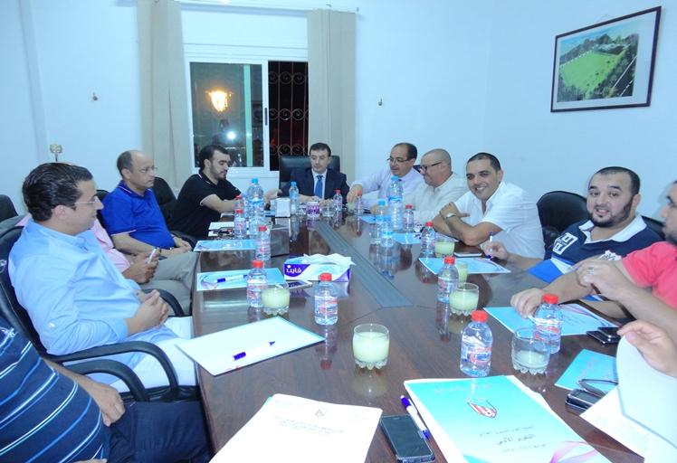 """أبرون يسعى لتجاوز الأزمة المالية بحملة """"الطرد التعسفي"""" لـ 11 مستخدم(ة) من نادي المغرب التطواني"""