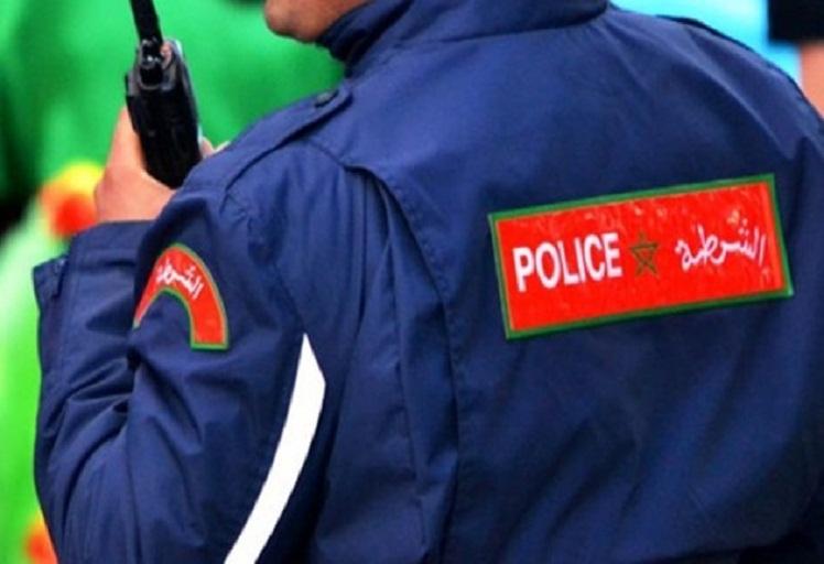 طنجة: إيقاف شخصين قاما بسرقة أصفاد مهنية لموظف شرطة