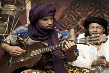 الموسيقى العربية والإفريقية أبوان للموسيقى الصحراوية المغربية