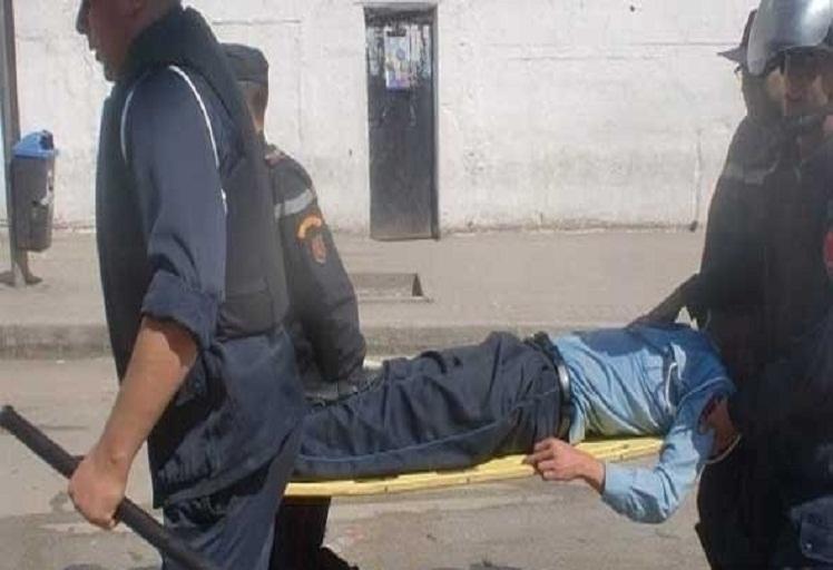 سيارة أخرى تدهس شرطيا بمدينة طنجة