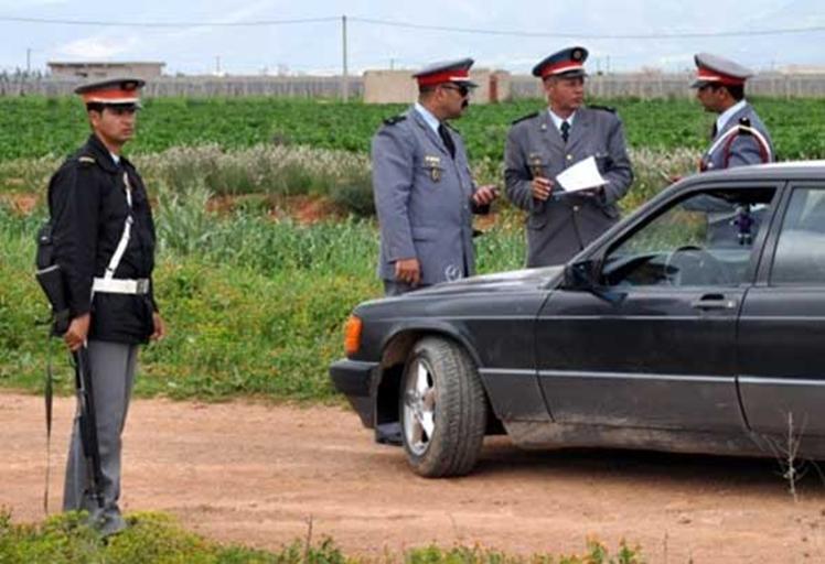 إيقاف متورطين في تهريب المخدرات الصلبة بين الفنيدق وطنجة
