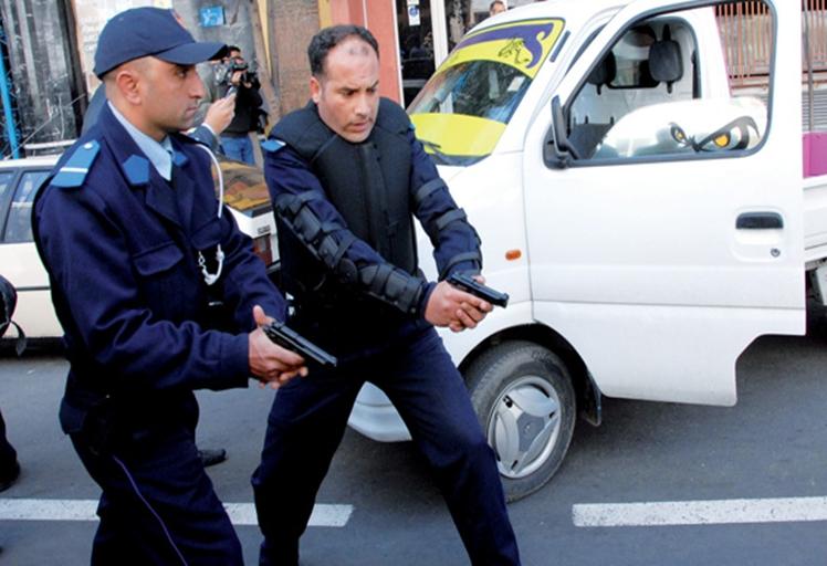المديرية العامة للأمن: هذه حالات استعمال رجال الأمن لأسلحتهم!!