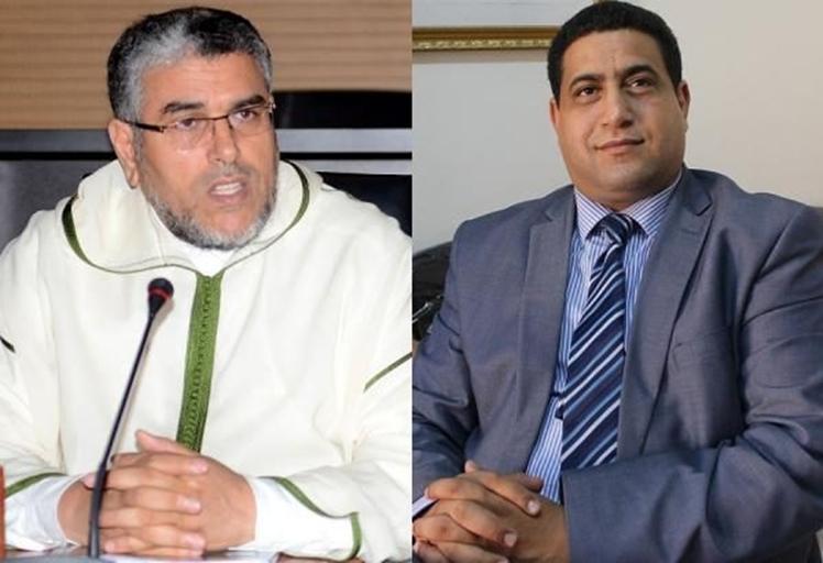 """""""مصطفى الرميد"""": لا علاقة لي بالقرار الذي اتخذه الوكيل العام للملك بتطوان بخصوص """"الهيني"""""""