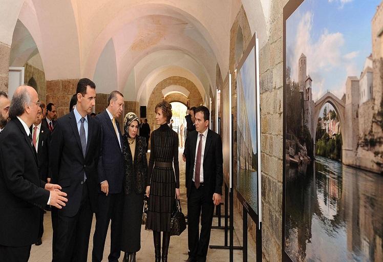 """""""أردوغان"""" يرضخ للروس ويسحب تصريحاته حول """"الأسد"""""""