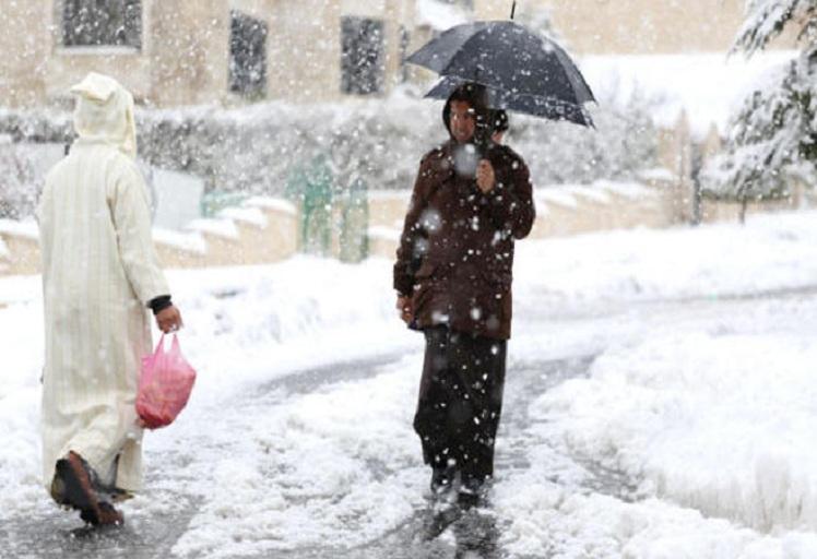 الثلوج تتسبب في وفاة ثلاثة أشخاص بإقليم شفشاون