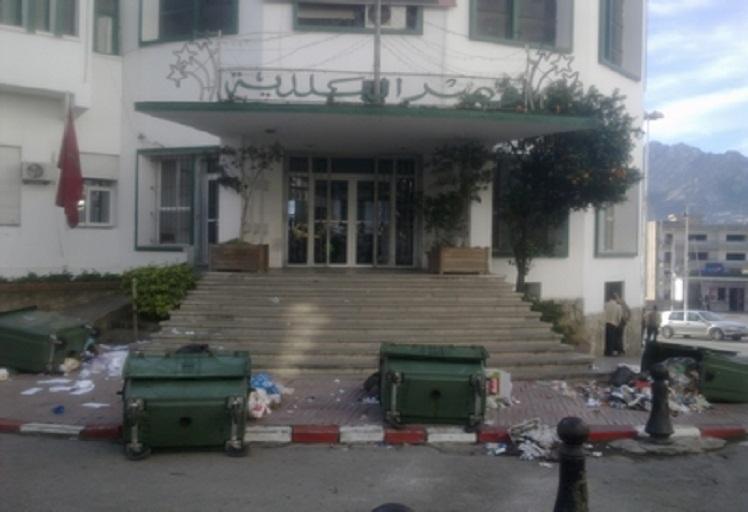الجماعة الحضرية تغلق المطرح العمومي للنفايات وخطر بيئي يهدد مدينة تطوان