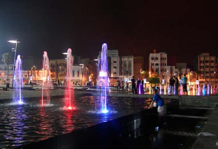 المجلس الإقليمي للحسيمة يخصص 155 مليونا لتزيين المدينة بالإنارة