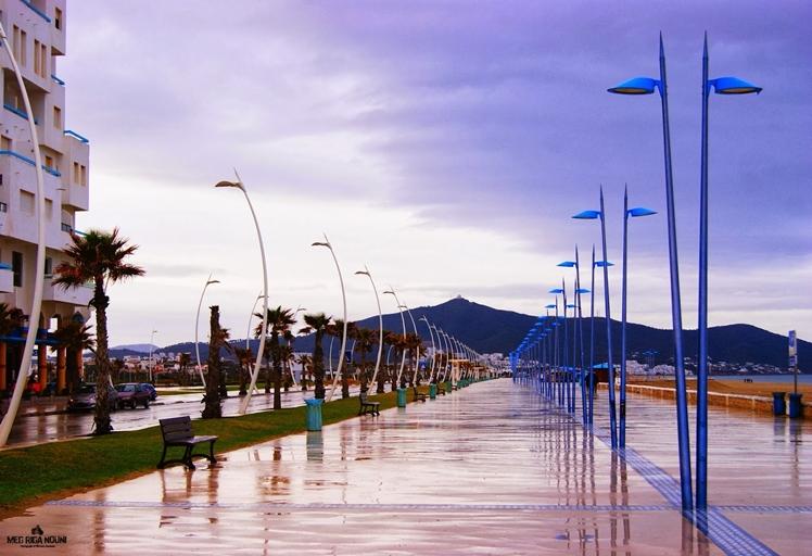 مقاييس 24 ساعة من تساقط الأمطار في المغرب