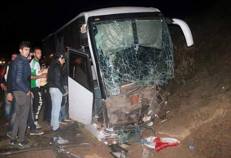 الرجاويون المصابون في حادثة سير بتطوان يغادرون المستشفى