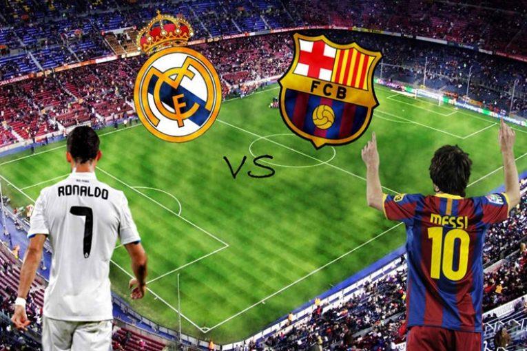 مشاهدة مباراة برشلونة وريال مدريد – بث مباشر الدوري الإسباني – الكلاسيكو