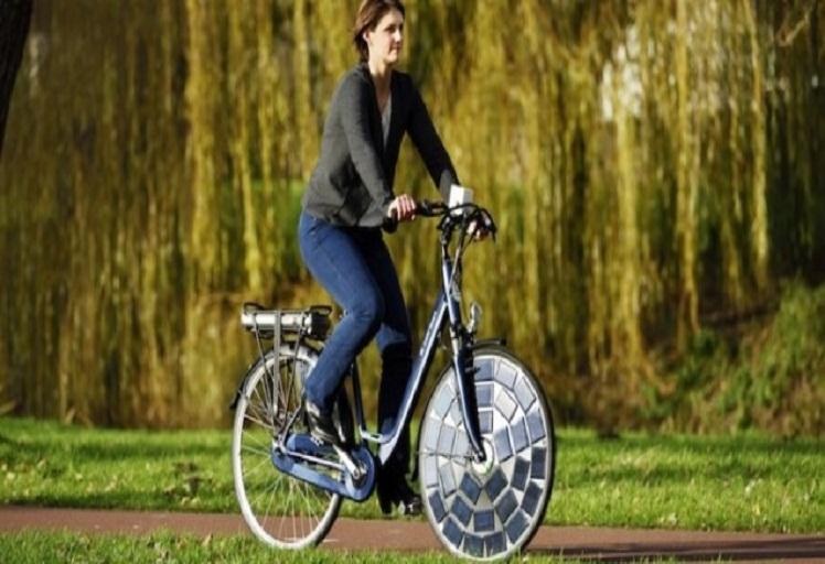 طنجة تغري شركة لتصنيع دراجات تعمل على الطاقة الشمسية