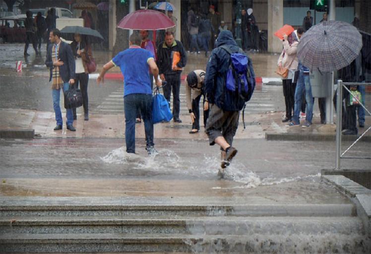 شفشاون تسجل أعلى نسبة للتساقطات المطرية بالمملكة