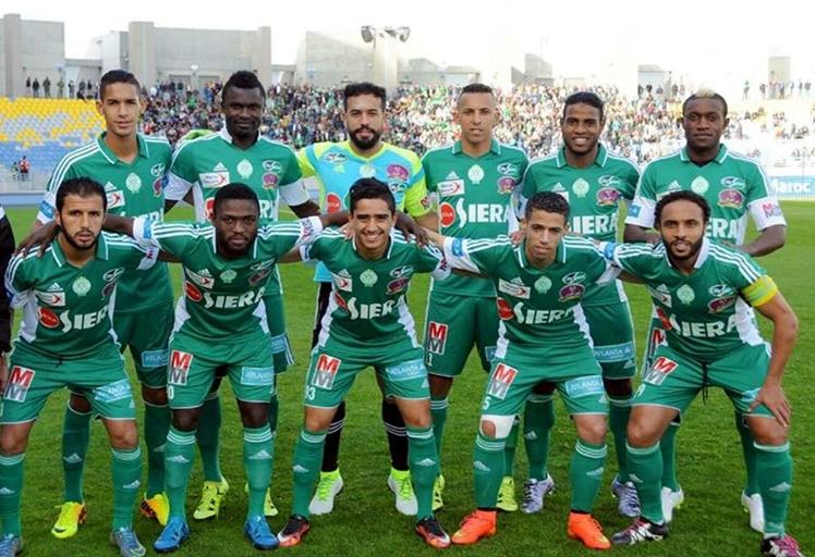 لاعبو الرجاء يعلقون سفرهم لمواجهة المغرب التطواني