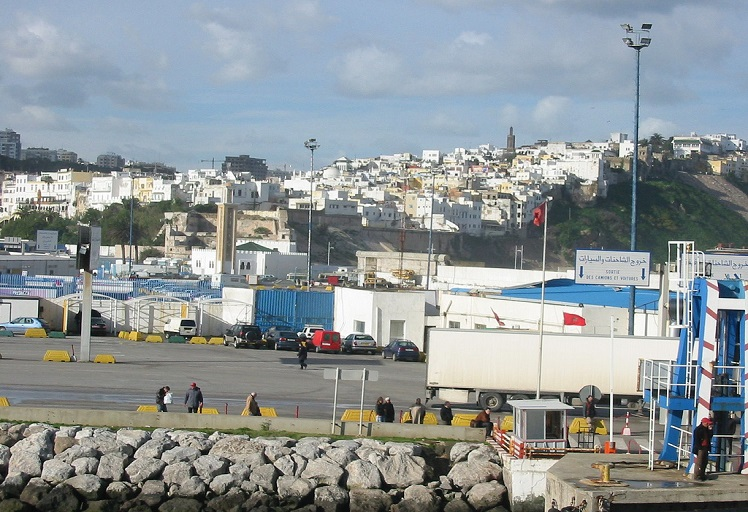 أشغال الميناء الترفيهي بطنجة تُشارف على الإنتهاء