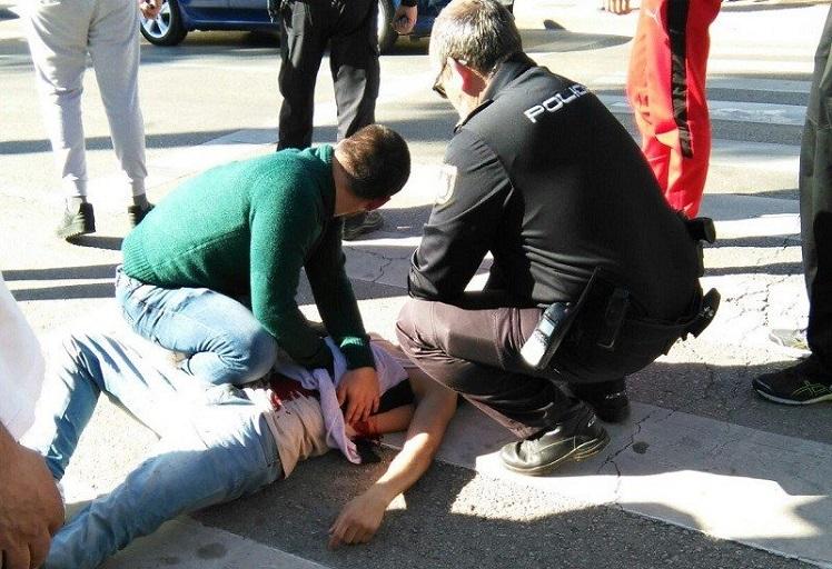 حالة غضب بسبتة المحتلة بعد مقتل شاب تطواني