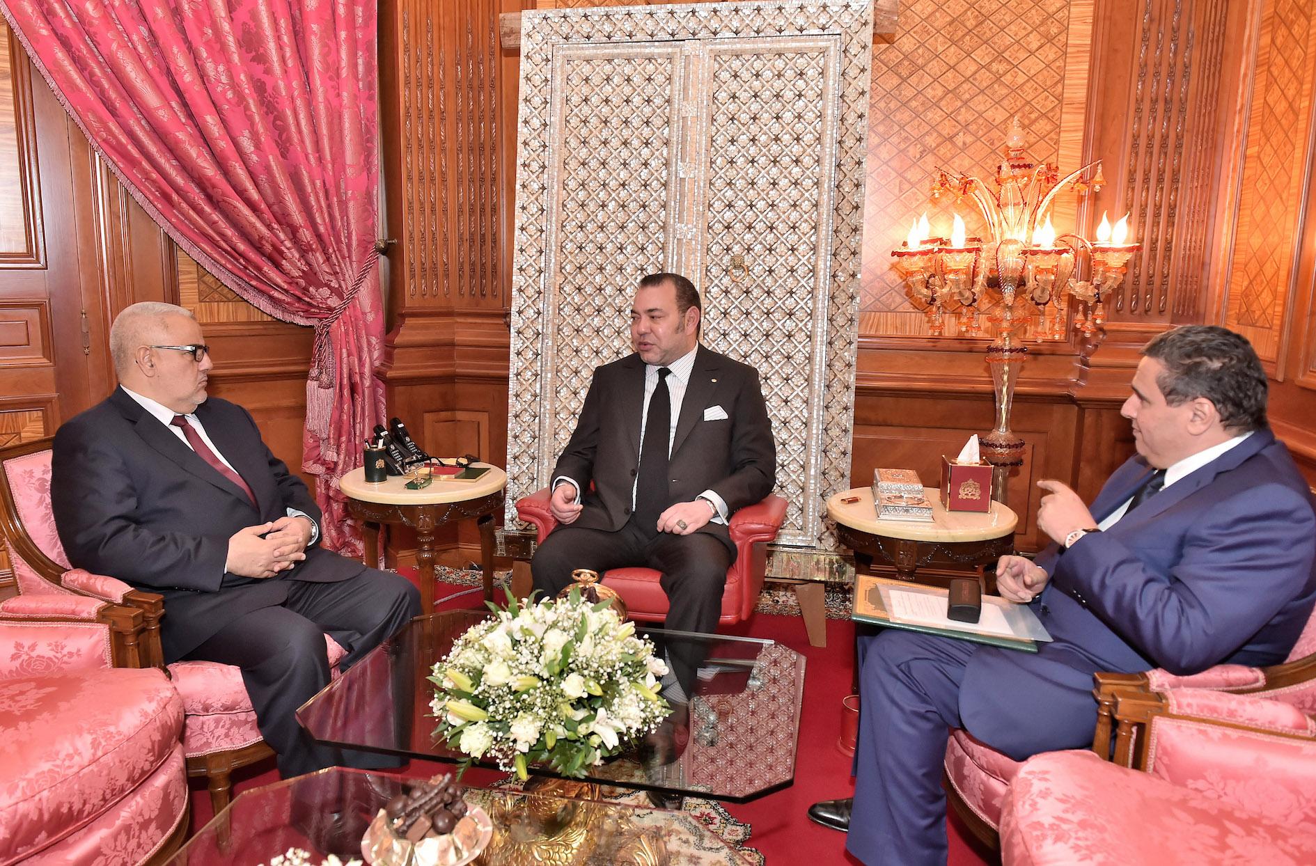 القصر الملكيّ: إعفاء بنكيران حرص على تجاوز وضعية الجمود الحالية