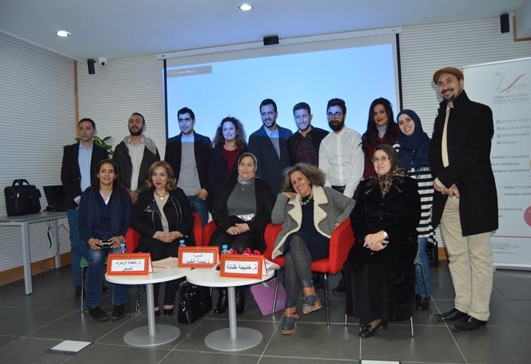 """جمعية محترف الفدان تحتفي بالمرأة في لقاء تفاعلي""""نساء على الركح"""""""