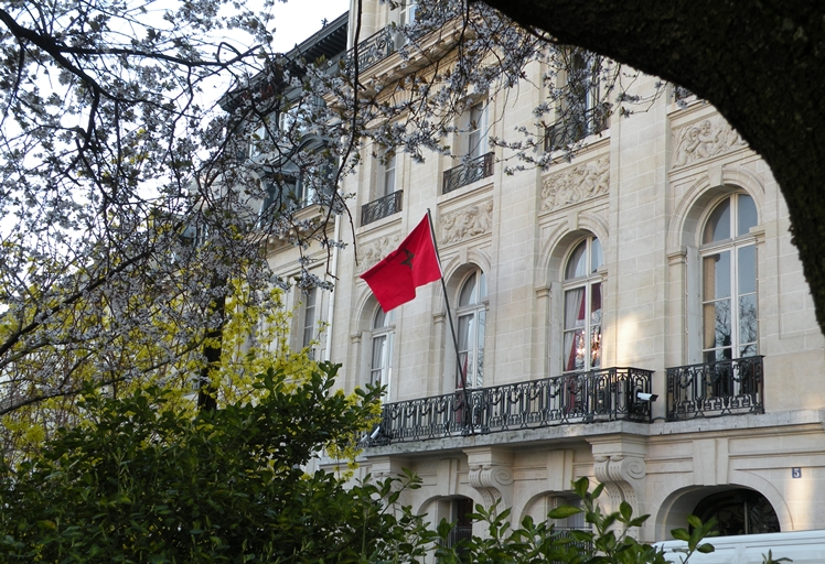 """الملك يُعفي قنصلة مغربيّة في فرنسا بسبب """"احتجاز خادمة"""""""