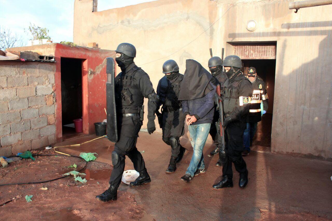 المكتب المركزي للأبحاث القضائية يوقيف المشتبه فيهم بقتل البرلماني مرداس