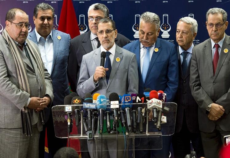 الحكومة بثلاثين وزيرا وهذه حصة كل حزب من المقاعد الوزارية!!