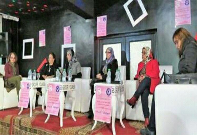 """""""نساء رائدات"""" محور لقاء تفاعلي نظمته جمعية المحامين الشباب بتطوان"""