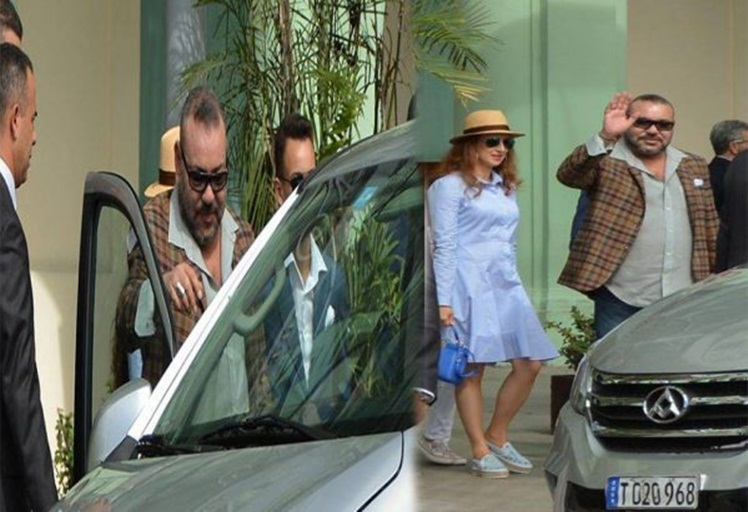 صور العائلة الملكية في عطلة خاصة بـ « كوبا »