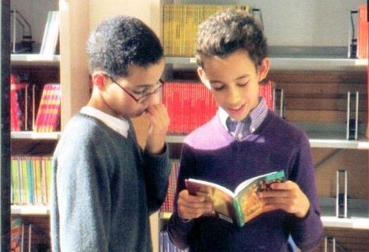 الأمير مولاي الحسن يجتاز امتحان السنة الثالثة إعدادي بثانوية عمومية بالرباط