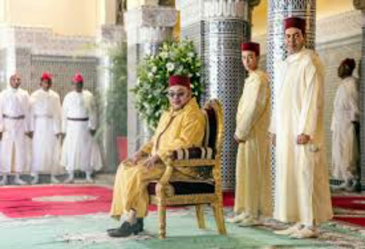 الملك ينصب حكومة العثماني وينهي البلوكاج الحكومي