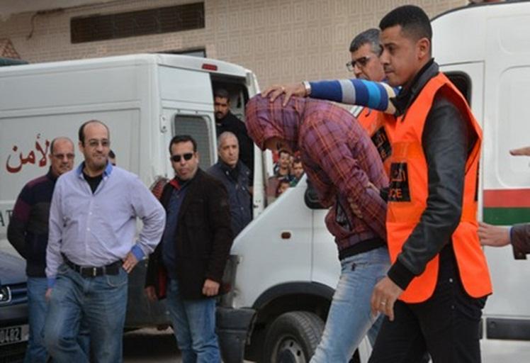 """الأمن يضع حدا لنشاط """"بوزونة"""" بحي البير في تطوان"""