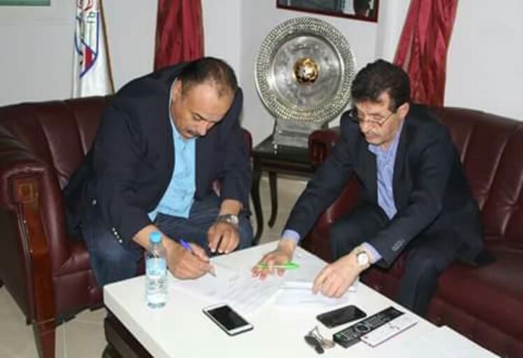 رسميا :الصحابي مدرب للمغرب التطواني لموسمين