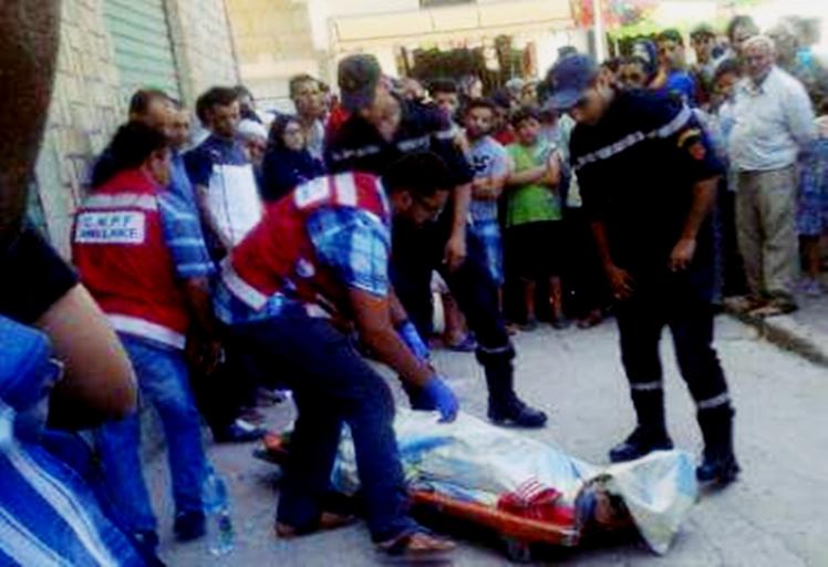 وفاة طالب جامعي بمحطة الحافلات الرمانة في تطوان