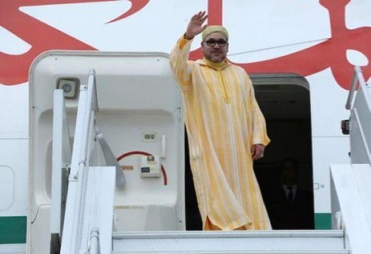 الملك يغادر تطوان نحو فرنسا في عطلة خاصة