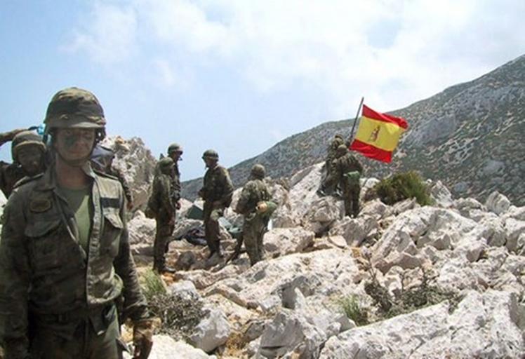 فيديو: إسبانيا تستفز المغرب في الذكرى الـ15 لأزمة جزيرة ليلى بفيديو مهين!!