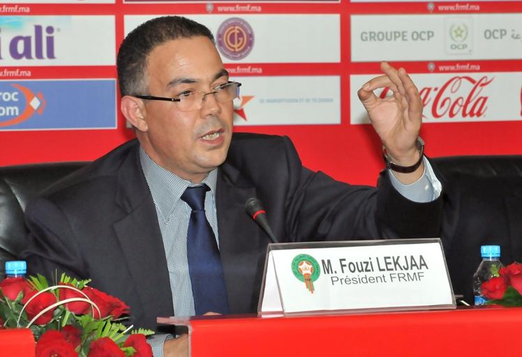 رسمياً: فوزي لقجع رئيسا لولاية ثانية للجامعة الملكية المغربية لكرة القدم