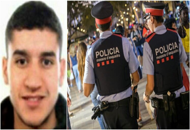 إسبانيا تكشف هوية سائق شاحنة الهجوم التي أستهدفت برشلونة