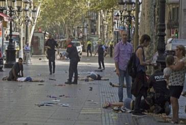13 قتيلًا على الأقل في هجوم الدهس وسط برشلونة
