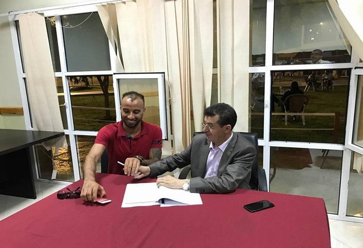 المغرب التطواني يضم بنهنية في صفقة انتقال حر لموسمين