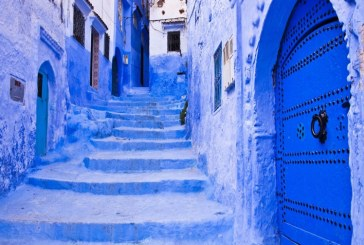 بالصور: غلاء كراء المنازل يدفع سياح للمبيت في العراء بشفشاون