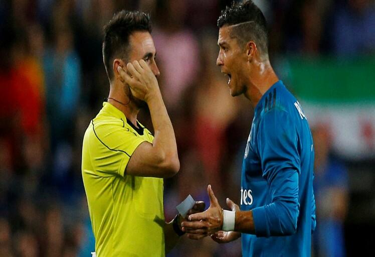 الإتحاد الإسباني يصدم فريق ريال مدريد بهذا القرار في حق كريستيانو رونالدو!!