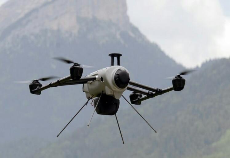 إسبانيا تستعين بطائرات بدون طيار لمراقبة حدود سبتة مع المغرب