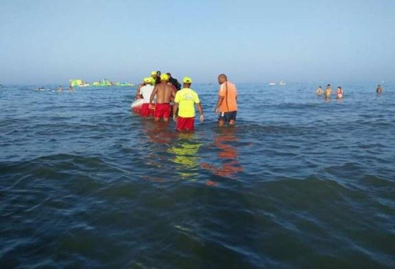 انتشال جثة غريقين يتحدرون من الدار البيضاء بكل من مارتيل ووادي لو