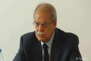 الإعلامي التطواني الكبير خالد مشبال في ذمة الله