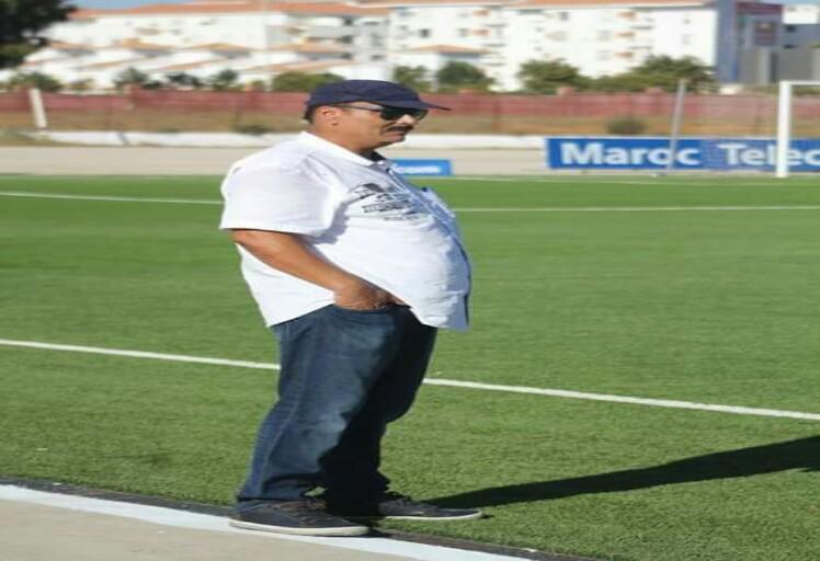 اقالة الصحابي من تدريب المغرب التطواني