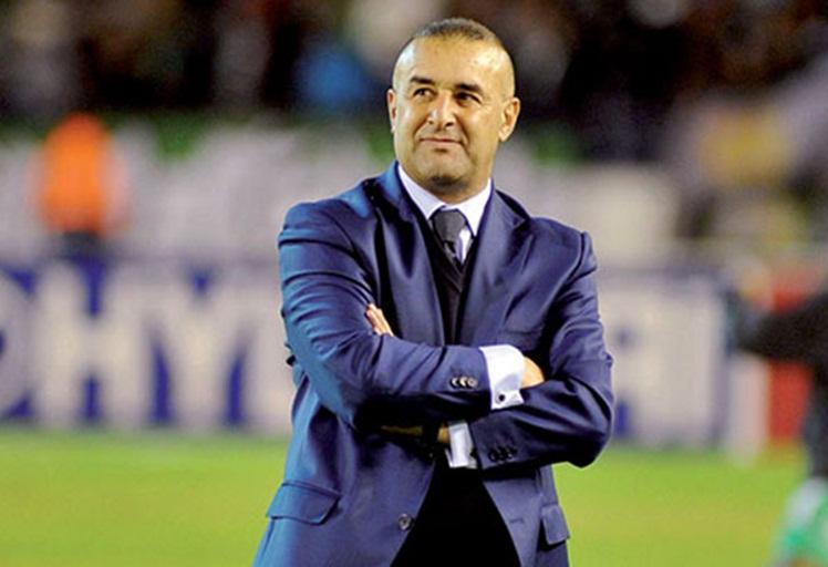 رسميا: بن شيخة مدربا جديدا لفريق المغرب التطواني