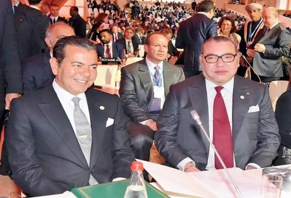 التحالف العالمي من أجل الأمل يمنح الملك محمد السادس جائزة الاعتراف الخاص للريادة في النهوض بقيم التسامح