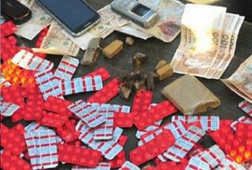 الأمن يضع حدا لثلاثة مروجي المخدرات وحبوب الهلوسة في عمليات متفرقة في تطوان