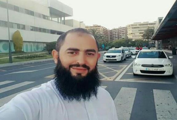 صورة..الداعية رضوان بن عبد السلام في عيد الأضحى مند 20 سنة