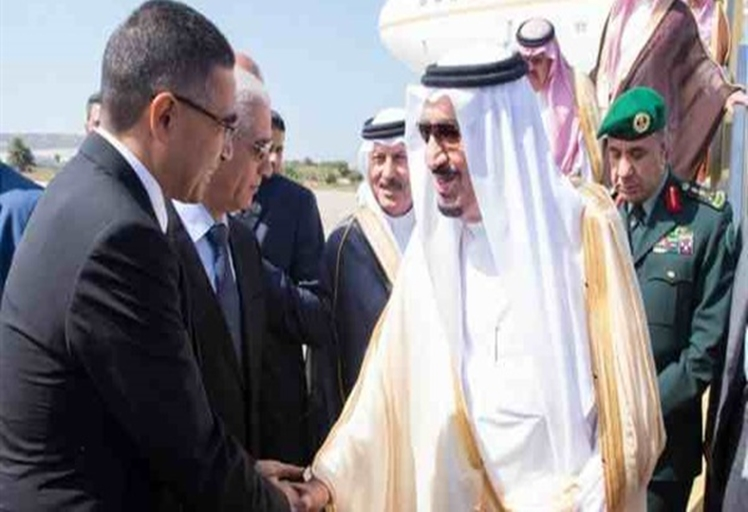 أنباء عن عودة الملك سلمان للاستقرار في طنجة بشكل نهائي
